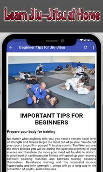 Jiu-Jitsu Training screenshot 2