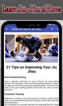Jiu-Jitsu Training screenshot 3