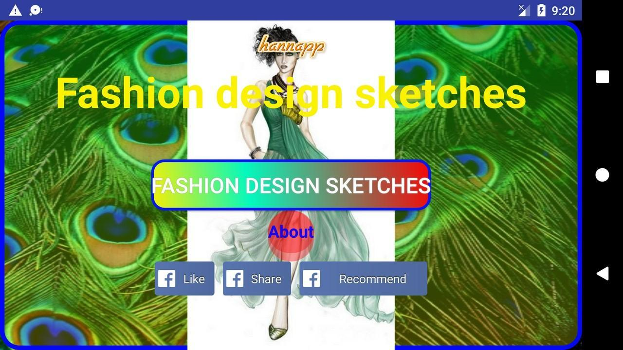 Sketsa Desain Busana For Android APK Download