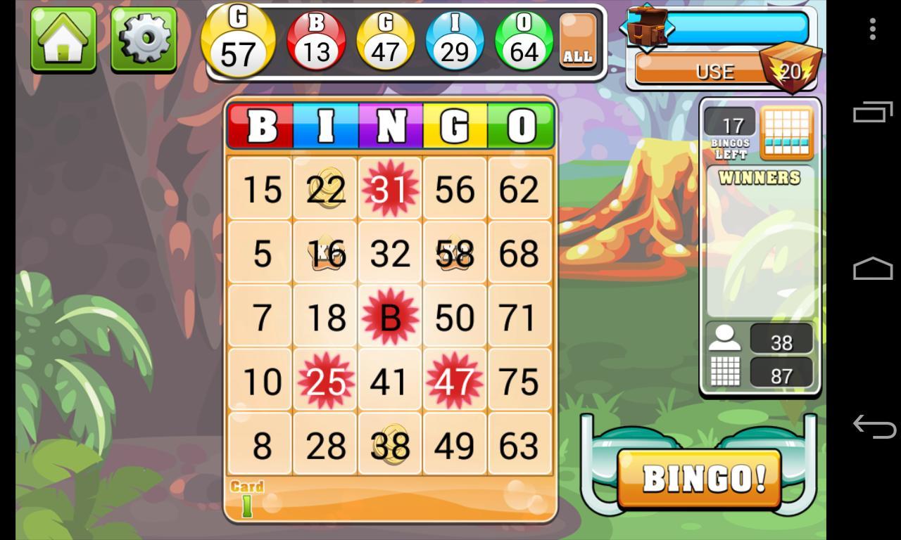 games bingo casino