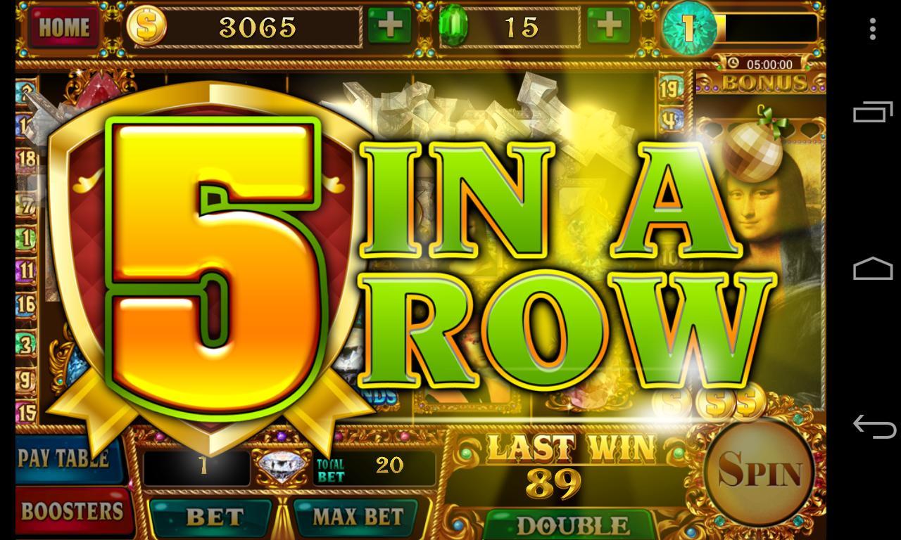 Slot of Diamonds - Free Vegas Casino Slots poster