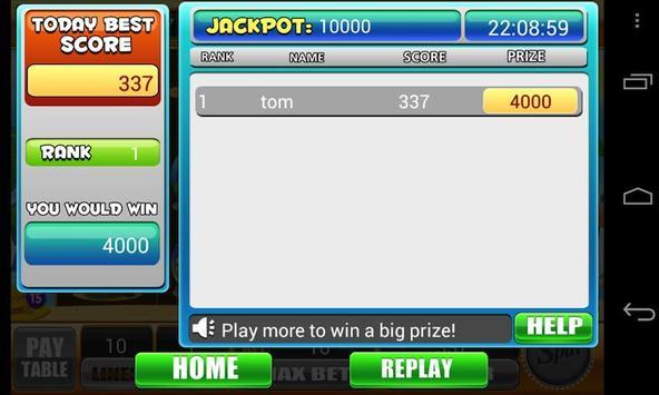 Ocean Story Slots-slot machine screenshot 3