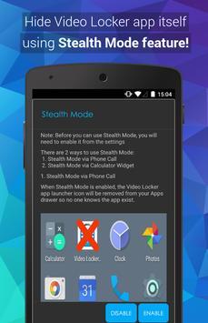 Video Locker screenshot 3