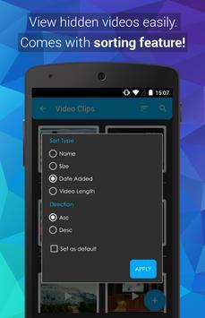 Video Locker screenshot 2