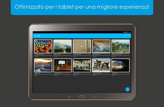 4 Schermata Armadietto Video
