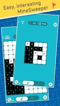 Minsweeper Legend : Classic Puzzle Game poster