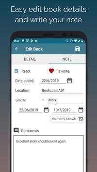 Handy Library screenshot 4
