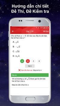 Cẩm Nang Lớp 12 - Giải Bài Tập & Trắc Nghiệm screenshot 4