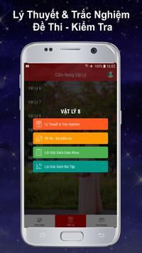 Cẩm Nang Vật Lý screenshot 1