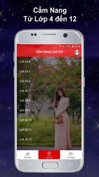 Cẩm Nang Lịch Sử poster