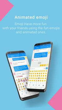 Handcent Next SMS (Best texting with MMS,stickers) screenshot 4