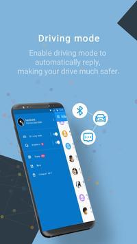 Handcent Next SMS (meilleur SMS avec MMS) capture d'écran 5