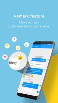 Handcent Next SMS (meilleur SMS avec MMS) capture d'écran 6