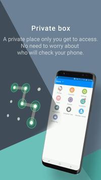 Handcent Next SMS (meilleur SMS avec MMS) capture d'écran 7
