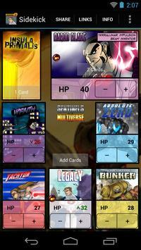 Sentinels Sidekick poster