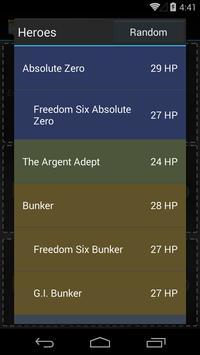 Sentinels Sidekick screenshot 6