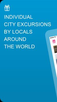 Excursions from locals & guidebooks in Surprise Me Poster