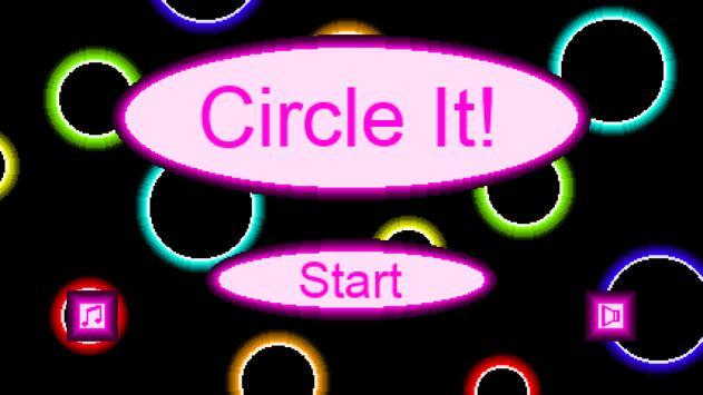 Circle It! poster
