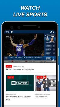 CBS Sports screenshot 5