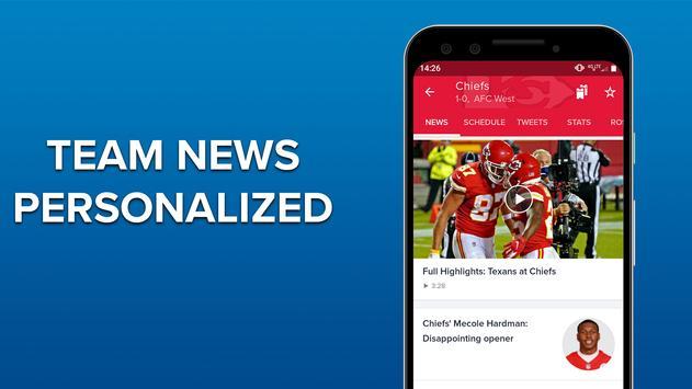 CBS Sports Ekran Görüntüsü 5