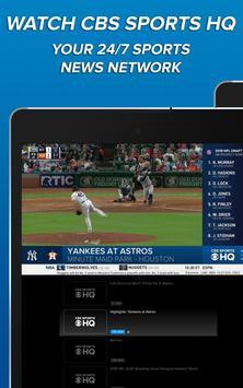 CBS Sports screenshot 13