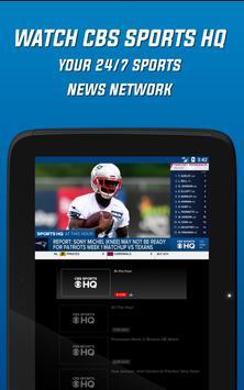 16 Schermata CBS Sports