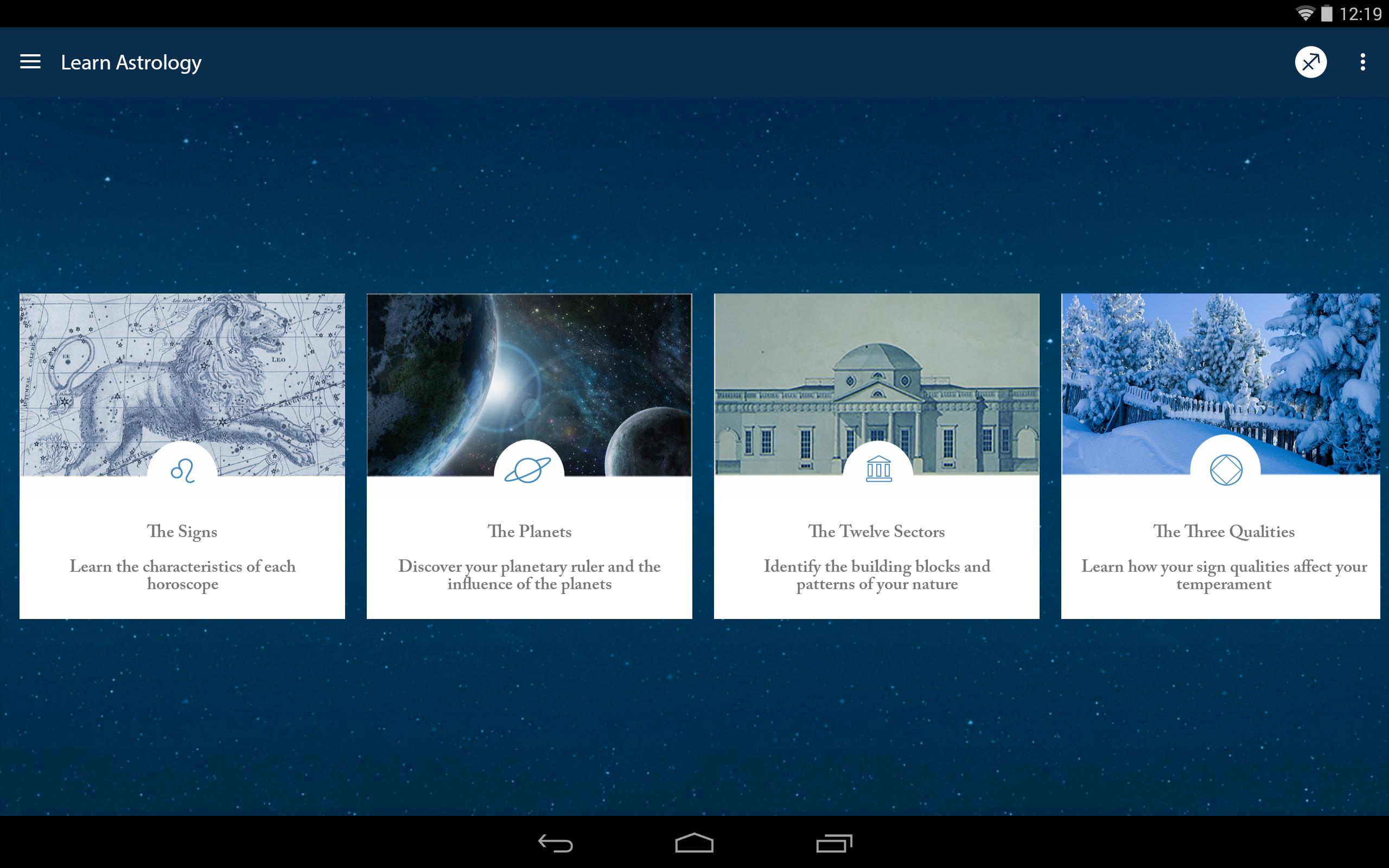Daily Horoscope Astrology Zone by Susan Miller for Android - APK