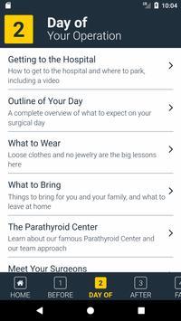 Parathyroid Surgery Guide screenshot 3