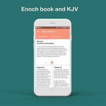 Book of Enoch poster