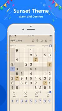 Sudoku تصوير الشاشة 5