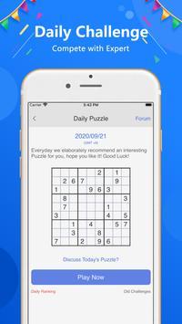 Sudoku تصوير الشاشة 3
