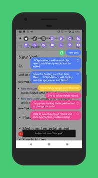 Copy Actions screenshot 1