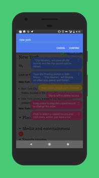 Copy Actions screenshot 2