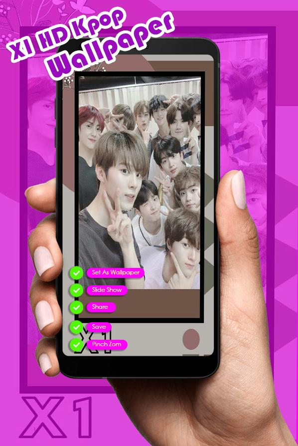 X1 Wallpaper Kpop Hd For Android Apk Download