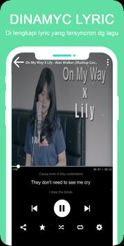 Hanin Dhiya Lily~Alan Walker + Full Albume Offline screenshot 1