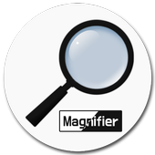 Magnifier 图标