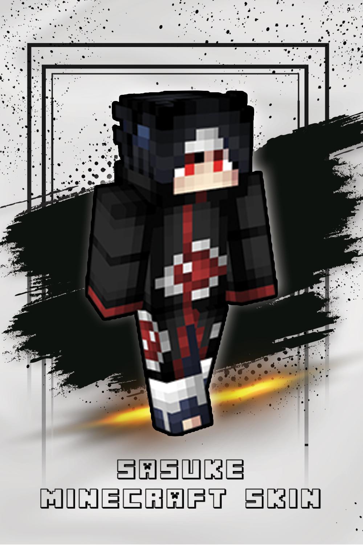Skin Sasuke For Minecraft para Android - APK Baixar