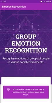 Group Emotion Recognition - Detect Face Expression poster