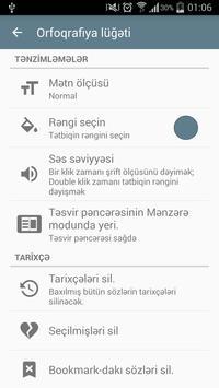 Orfoqrafiya lüğəti screenshot 5