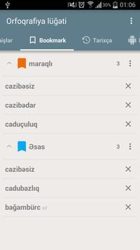 Orfoqrafiya lüğəti screenshot 3