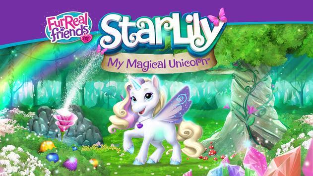 StarLily, My Magical Unicorn poster