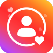 Real Followers For Instagram & Like for Insta tags أيقونة