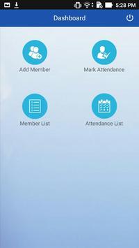 Take Attendance screenshot 2