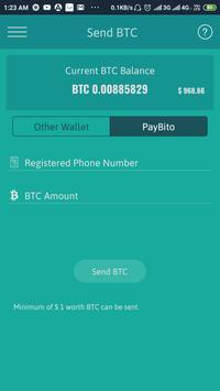 Paybito Basic screenshot 7