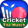 Cricket Tile Match - Free Game أيقونة