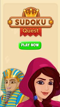Sudoku Quest screenshot 5