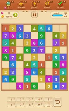 Sudoku Quest تصوير الشاشة 8
