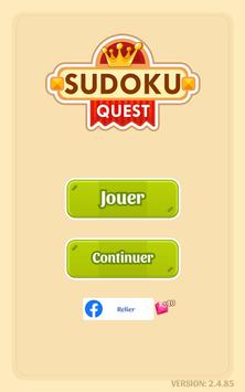 Sudoku Quest capture d'écran 8