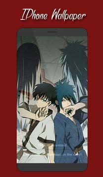 Hashirama Senju Hokage Wallpaper HD poster