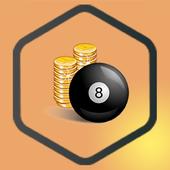 Pool Rewards - Daily Free Coins icon